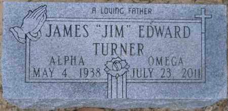"TURNER, JAMES EDWARD ""JIM"" - Hempstead County, Arkansas | JAMES EDWARD ""JIM"" TURNER - Arkansas Gravestone Photos"
