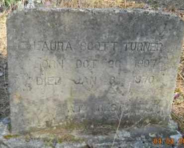 TURNER, LAURA - Hempstead County, Arkansas | LAURA TURNER - Arkansas Gravestone Photos