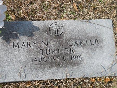 TURNER, MARY NELL - Hempstead County, Arkansas | MARY NELL TURNER - Arkansas Gravestone Photos
