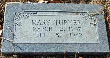 TURNER, MARY - Hempstead County, Arkansas   MARY TURNER - Arkansas Gravestone Photos