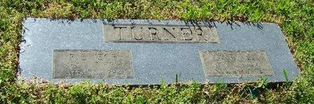 TURNER, P.E. - Hempstead County, Arkansas | P.E. TURNER - Arkansas Gravestone Photos