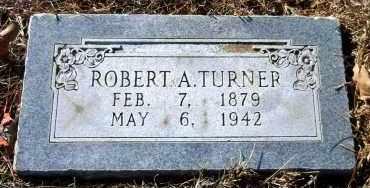 TURNER, ROBERT A - Hempstead County, Arkansas | ROBERT A TURNER - Arkansas Gravestone Photos