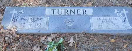 "TURNER, RODRICK RAY ""BUDDY"" - Hempstead County, Arkansas | RODRICK RAY ""BUDDY"" TURNER - Arkansas Gravestone Photos"