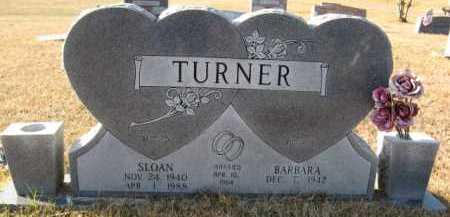 TURNER, SLOAN - Hempstead County, Arkansas | SLOAN TURNER - Arkansas Gravestone Photos
