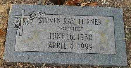 "TURNER, STEVEN RAY ""POOCHIE"" - Hempstead County, Arkansas 