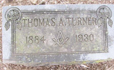 TURNER, THOMAS A. - Hempstead County, Arkansas   THOMAS A. TURNER - Arkansas Gravestone Photos