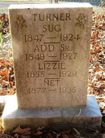 TURNER, NET - Hempstead County, Arkansas | NET TURNER - Arkansas Gravestone Photos