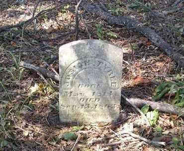 TYREE, JOSIAH - Hempstead County, Arkansas | JOSIAH TYREE - Arkansas Gravestone Photos