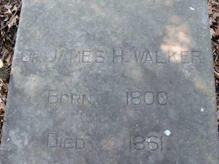 WALKER, JAMES H, DR - Hempstead County, Arkansas   JAMES H, DR WALKER - Arkansas Gravestone Photos