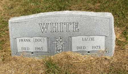WHITE, LIZZIE - Hempstead County, Arkansas | LIZZIE WHITE - Arkansas Gravestone Photos