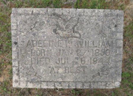 WILLIAMS, ADELINE - Hempstead County, Arkansas | ADELINE WILLIAMS - Arkansas Gravestone Photos
