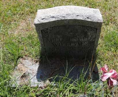WILLIAMS, ADELL - Hempstead County, Arkansas | ADELL WILLIAMS - Arkansas Gravestone Photos