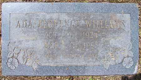 WILLIAMS, ADA FLORENCE - Hempstead County, Arkansas | ADA FLORENCE WILLIAMS - Arkansas Gravestone Photos