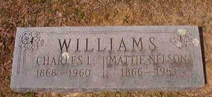 WILLIAMS, CHARLES L - Hempstead County, Arkansas | CHARLES L WILLIAMS - Arkansas Gravestone Photos