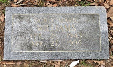 WILLIAMS, DORIS MARIE - Hempstead County, Arkansas | DORIS MARIE WILLIAMS - Arkansas Gravestone Photos