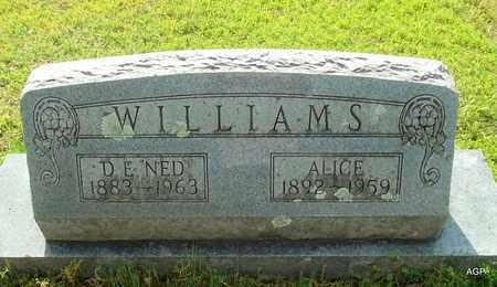 WILLIAMS, ALICE - Hempstead County, Arkansas   ALICE WILLIAMS - Arkansas Gravestone Photos
