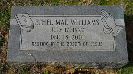 WILLIAMS, ETHEL MAE - Hempstead County, Arkansas   ETHEL MAE WILLIAMS - Arkansas Gravestone Photos