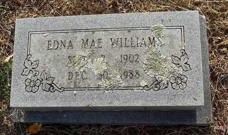 WILLIAMS, EDNA MAE - Hempstead County, Arkansas   EDNA MAE WILLIAMS - Arkansas Gravestone Photos