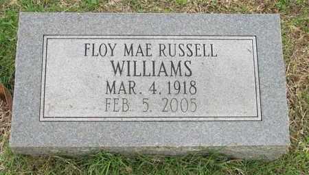WILLIAMS, FLOY MAE - Hempstead County, Arkansas | FLOY MAE WILLIAMS - Arkansas Gravestone Photos
