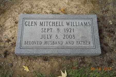 WILLIAMS, GLEN MITCHELL - Hempstead County, Arkansas | GLEN MITCHELL WILLIAMS - Arkansas Gravestone Photos