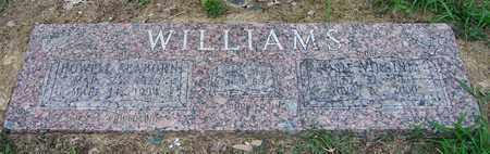 WILLIAMS, JOSIE VIRGINIA - Hempstead County, Arkansas | JOSIE VIRGINIA WILLIAMS - Arkansas Gravestone Photos