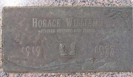 WILLIAMS, HORACE - Hempstead County, Arkansas   HORACE WILLIAMS - Arkansas Gravestone Photos