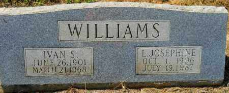 WILLIAMS, L JOSEPHINE - Hempstead County, Arkansas | L JOSEPHINE WILLIAMS - Arkansas Gravestone Photos