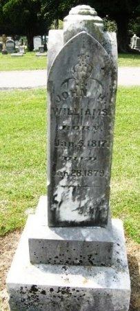 WILLIAMS, JOHN HUEY - Hempstead County, Arkansas | JOHN HUEY WILLIAMS - Arkansas Gravestone Photos