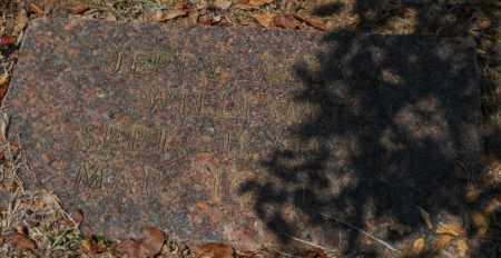 WILLIAMS, JERRY ALLAN - Hempstead County, Arkansas   JERRY ALLAN WILLIAMS - Arkansas Gravestone Photos