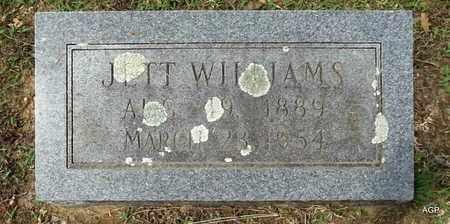 WILLIAMS, JETT - Hempstead County, Arkansas   JETT WILLIAMS - Arkansas Gravestone Photos