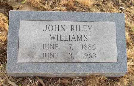 WILLIAMS, JOHN RILEY - Hempstead County, Arkansas | JOHN RILEY WILLIAMS - Arkansas Gravestone Photos
