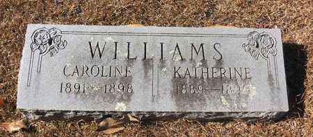 WILLIAMS, CAROLINE - Hempstead County, Arkansas | CAROLINE WILLIAMS - Arkansas Gravestone Photos