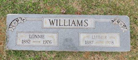 WILLIAMS, LUTHER - Hempstead County, Arkansas | LUTHER WILLIAMS - Arkansas Gravestone Photos