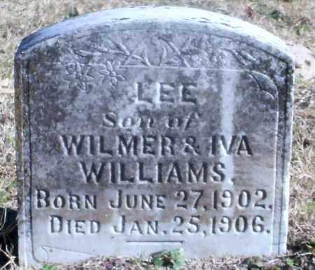WILLIAMS, LEE - Hempstead County, Arkansas | LEE WILLIAMS - Arkansas Gravestone Photos