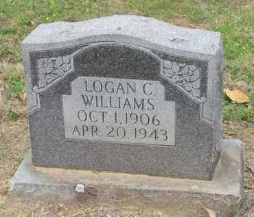 WILLIAMS, LOGAN C - Hempstead County, Arkansas | LOGAN C WILLIAMS - Arkansas Gravestone Photos
