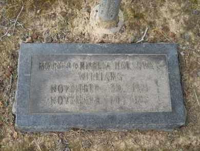 WILLIAMS, MARY CORNELIA - Hempstead County, Arkansas   MARY CORNELIA WILLIAMS - Arkansas Gravestone Photos