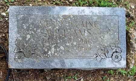 WILLIAMS, MERRY ELAINE - Hempstead County, Arkansas | MERRY ELAINE WILLIAMS - Arkansas Gravestone Photos
