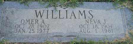 WILLIAMS, NEVA J - Hempstead County, Arkansas | NEVA J WILLIAMS - Arkansas Gravestone Photos