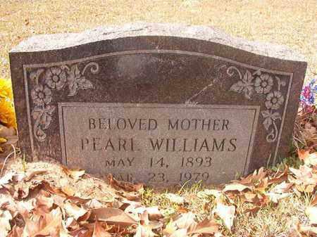 WILLIAMS, PEARL - Hempstead County, Arkansas   PEARL WILLIAMS - Arkansas Gravestone Photos