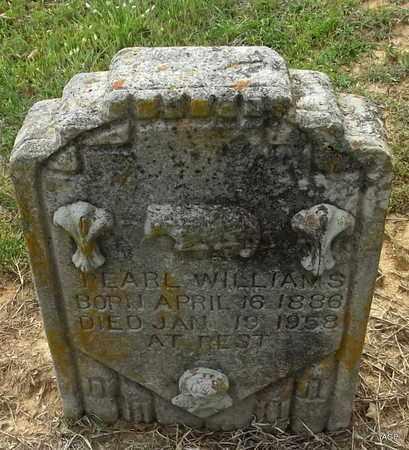 WILLIAMS, PEARL - Hempstead County, Arkansas | PEARL WILLIAMS - Arkansas Gravestone Photos