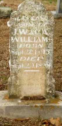 WILLIAMS, SILAS EASOM - Hempstead County, Arkansas   SILAS EASOM WILLIAMS - Arkansas Gravestone Photos