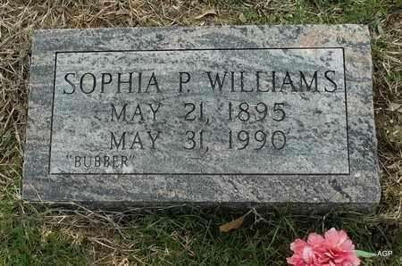 WILLIAMS, SOPHIA P - Hempstead County, Arkansas   SOPHIA P WILLIAMS - Arkansas Gravestone Photos
