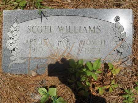 WILLIAMS, SCOTT - Hempstead County, Arkansas | SCOTT WILLIAMS - Arkansas Gravestone Photos