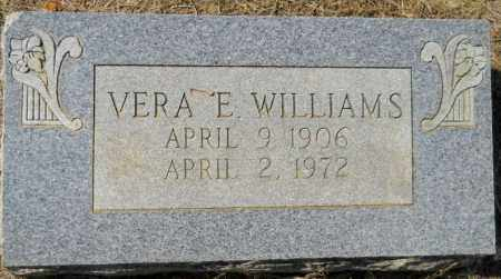 WILLIAMS, VERA E - Hempstead County, Arkansas | VERA E WILLIAMS - Arkansas Gravestone Photos