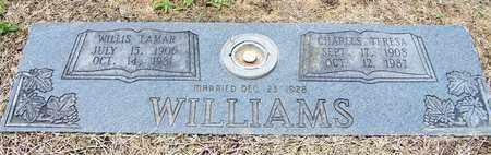 WILLIAMS, WILLIS LAMAR - Hempstead County, Arkansas   WILLIS LAMAR WILLIAMS - Arkansas Gravestone Photos