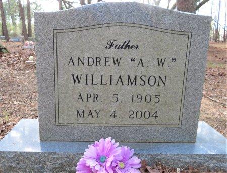 WILLIAMSON, ANDREW - Hempstead County, Arkansas   ANDREW WILLIAMSON - Arkansas Gravestone Photos