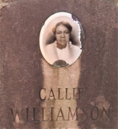 WILLIAMSON, CALLIE (PHOTO) - Hempstead County, Arkansas | CALLIE (PHOTO) WILLIAMSON - Arkansas Gravestone Photos