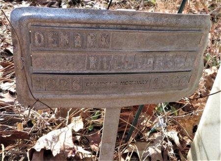 WILLIAMSON, DEMARK - Hempstead County, Arkansas   DEMARK WILLIAMSON - Arkansas Gravestone Photos