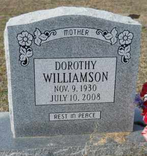 WILLIAMSON, DOROTHY - Hempstead County, Arkansas   DOROTHY WILLIAMSON - Arkansas Gravestone Photos