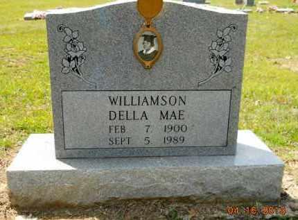 WILLIAMSON, DELLA MAE - Hempstead County, Arkansas   DELLA MAE WILLIAMSON - Arkansas Gravestone Photos